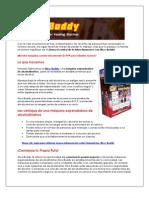 Alco-Buddy | Máquina expendedora de alcoholímetros
