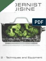 Modernist Cuisine Volume 2