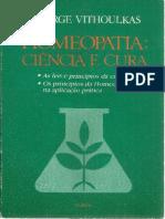 Homeopatia - Ciência e Cura
