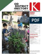 Kirkwood School District Directory 2017