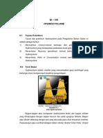 laporan Hydrocyclone