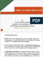 7. Regulation of Small Satellites