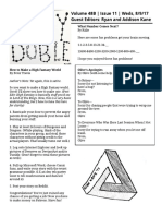 Daily Double, Volume 48B, Issue 11