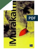 Haruki Murakami - La Caza Del Carnero Salvaje