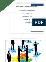 2.- Planeación de Negociación Empresarial (1)