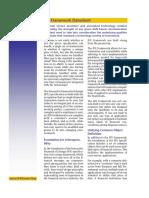 Datasheet Framework