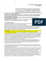 (Resumen) Manuel Delgado - Lo común y lo colectivo