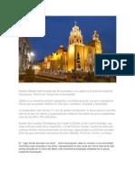 Nuestro Estado Está Formado Por 46 Municipios y Su Capital Es La Colonial Ciudad de Guanajuato