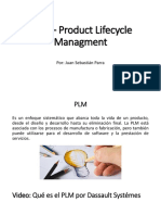 PLM – Product Lifecycle Managment
