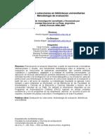 Desarrollo de Colecciones en Bibliotecas Universitarias