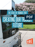 State of the Transit System