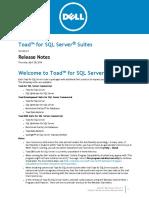 Toad for SQL Server Bundle Release Notes 67
