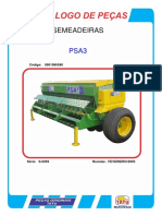 Catalogo Semeadeira PSA3