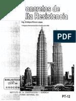 Texto concretodealtaresistenciaenriquerivvalopez.pdf