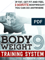 Bodyweight 9 Training System