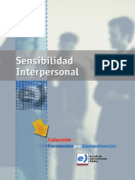 Sensiblidad Interpersonal