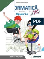 Intuitext Manual Informatica TIC Cls 5