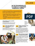 Fluke 5 Pasos de La Seguridad en Maquinas Rotativas