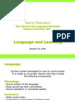Normal Development of Communication