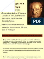 Heidegger apresentação