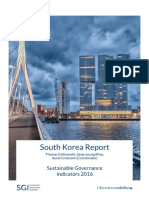 SGI2016 South Korea