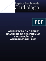 Guidelines Dislipidemia SBC 2017
