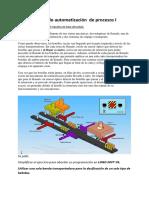 Ejercicio Ejemplo Automatización de Procesos I
