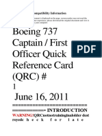 737 crib