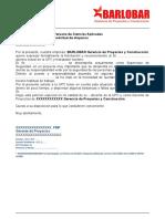 Carta De Solicitud de licencia y permiso de estudiante