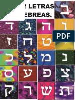 22 Letras HebreasDocumento de María Del Carmen González