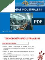 Tecnologías Industriales VII 07 Analisis de La Empresa