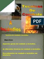 CETCB - Combate a Incendios