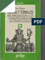 Tuercas y Tornillos (Elster)