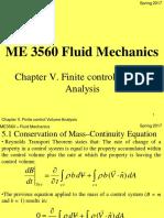 Me 3560 Chapter V
