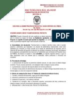 2015 Guia No 2 Inicio y Planificacion - Parcial II