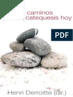 derroitte, henri - 15 nuevos caminos para la catequesis hoy.pdf