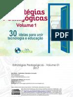 SALAABERTA Estrategias Pedagogicas Volume1 2017