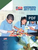 Calendario Escolar 2017 2008web