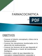 2 Farmacocinetica.absorc i Dist