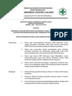 Kebijakan Analisis Kebutuhan, Akses, Indikator Dan Evaluasi Ukm Bab IV