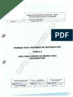 Normas Para Los Sistemas de Distribución - Parte a-1