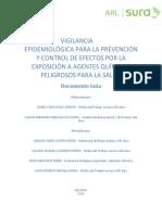 Guía PVE Agentes Quimicos