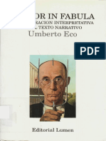 1 Eco Umberto-Lector in Fabula