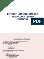 Estructura Económica y Financiera de Una Empresa