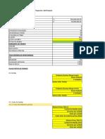 Simulador Financiero de Empresa de Producción Completo