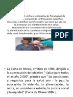 Promoción en Salud