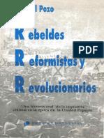 Rebeldes,reformistas y revolucionarios, José del Pozo.pdf