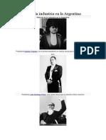 Historia de la industria en la Argentina.docx