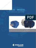 Motor Poclaim MS05 0 133