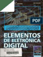 Elementos de Eletronica Digital - Iodeta e Capuano 40ª Edição